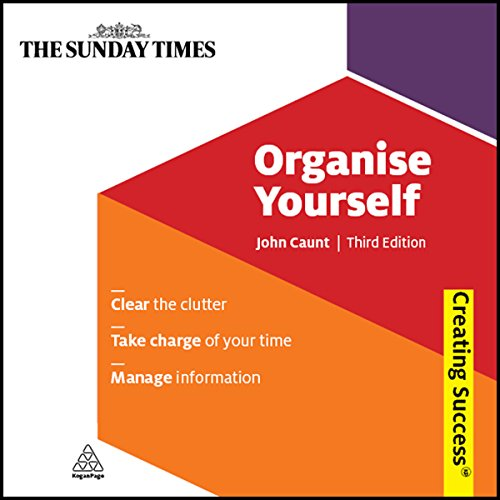 Organise Yourself cover art