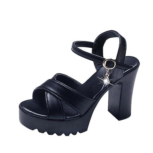 c15d23867228 Lolittas Women Ladies Summer Gladiator Diamante Sandals