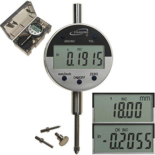 iGaging Digital Electronic Indicator 0-1