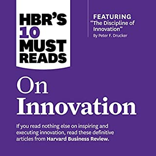 HBR's 10 Must Reads on Innovation cover art