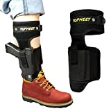 Ankle Holster for Concealed Carry,Universal Pistol Gun Holster with Magazine Pocket