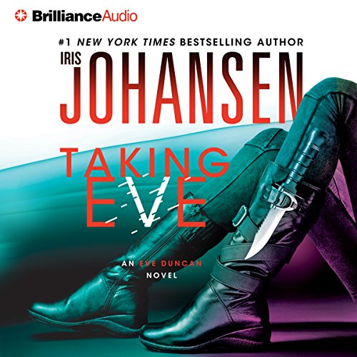 Taking Eve audiobook cover art