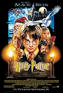Harry Potter and The Sorcerer's Stone - Movie Poster (Regular Style) (Size: 27 inches x 40)