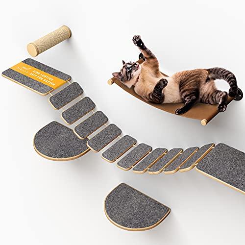 Nelix -   Katzenkletterwand  