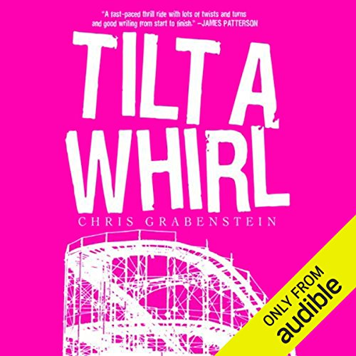 Tilt-a-Whirl      John Ceepak, Book 1              By:                                                                                                                                 Chris Grabenstein                               Narrated by:                                                                                                                                 Jeff Woodman                      Length: 8 hrs and 18 mins     3,694 ratings     Overall 3.9