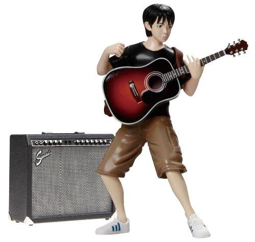 BECK Guitar Collection Koyuki & Guitar Amplifier Special (PVC Figure)