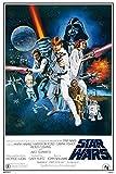 Grupo Erik Editores   Poster Star Wars La Guerra De Las Galaxias