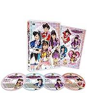 ひみつ×戦士 ファントミラージュ!  DVD BOX vol.4