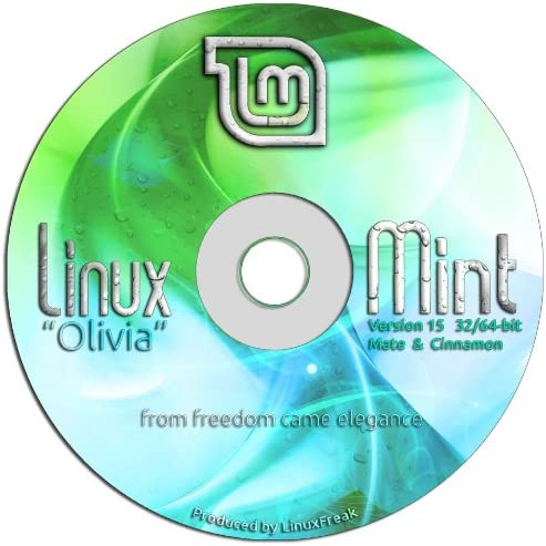 Linux Popularity Mint 15 Special Edition DVD and - both 32-bit Includes Ranking TOP9 64-