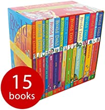 Roald Dahl Collection 15 Book Set by Roald Dalh - Paperback