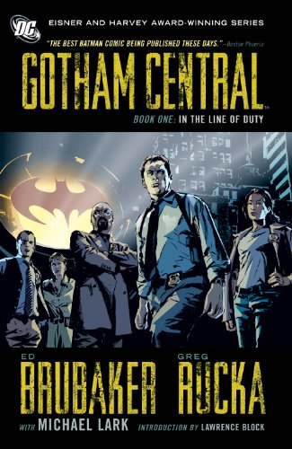 Gotham Central: Book 1: In the Line of Duty (English Edition)