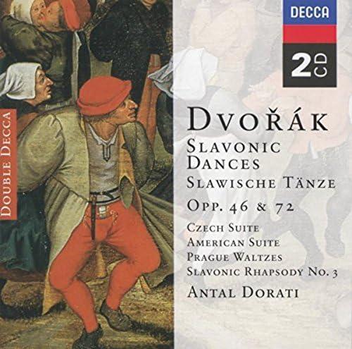 Royal Philharmonic Orchestra, Detroit Symphony Orchestra & Antal Doráti