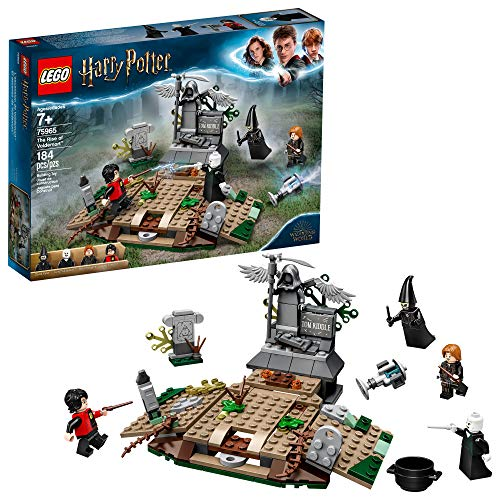 LEGO Harry Potter and The Goblet of Fire The Rise of Voldemort 75965 Building Kit, New 2019 (184 Pieces)