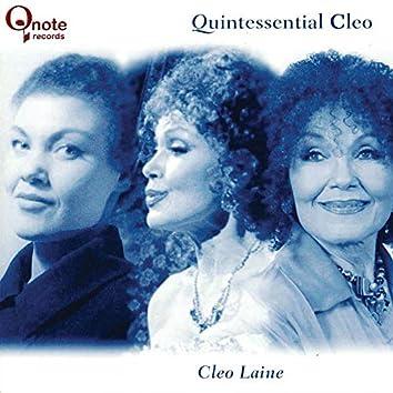 Quintessential Cleo