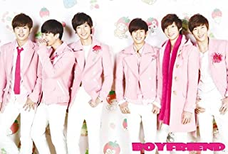 Maxis Boyfriend Korean Boy Band Kpop Wall Decoration Poster (#008)
