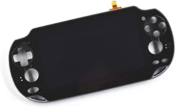 $39 » LCD Screen Display Digitizer Assembly with frame FOR SONY PS Vita PCH1001 Color?Black