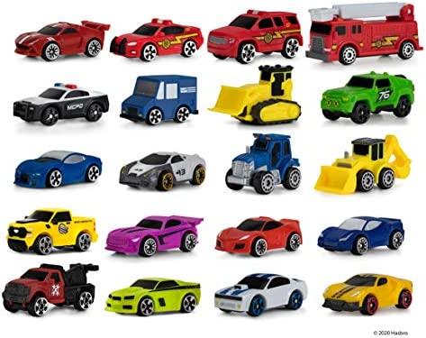 Super Cars Micro City Scene 5-pack New 2020 Micro Machines # 1 Dealership