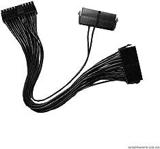 ModTek Dual PSU Adapter Cable 24 Pin 2-way