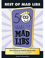 Best of Mad Libs [Idioma Inglés]