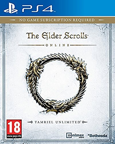 PS4 The Elder Scrolls Online: Tamriel Unlimited Neu&OVP UK Import auf deutsch spielbar