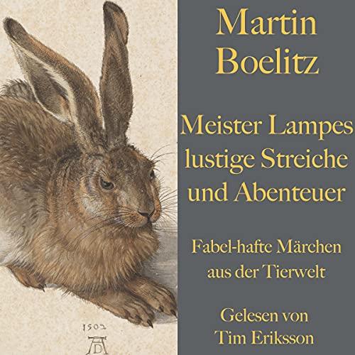 Meister Lampes lustige Streiche und Abenteuer Titelbild