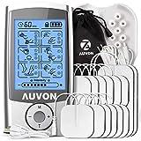 Best Tens Units - AUVON Rechargeable TENS Unit Muscle Stimulator (Famliy Pack) Review
