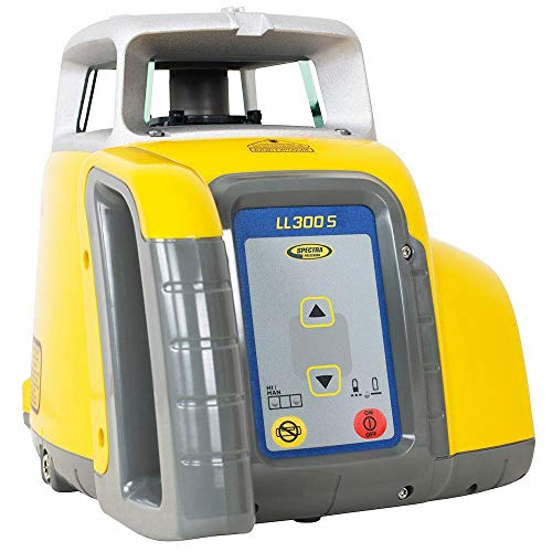 Spectra Precision LL300S-7 Rotary Laser Level Kit