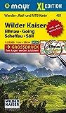 Wilder Kaiser - Ellmau - Going - Scheffau - Söll XL: Wander-, Rad- und Mountainbikekarte. GPS-genau. 1:25000 (Mayr Wanderkarten) - KOMPASS-Karten GmbH