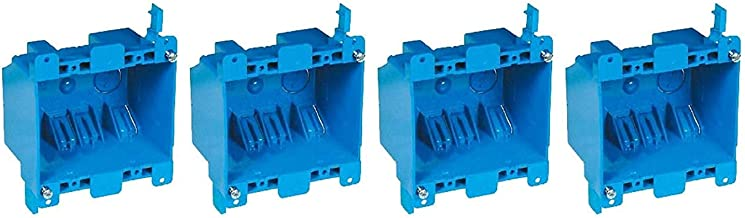 Thomas & Betts B225R-UPC 2G Old Work Switch/outlet Box (Fоur Paсk)