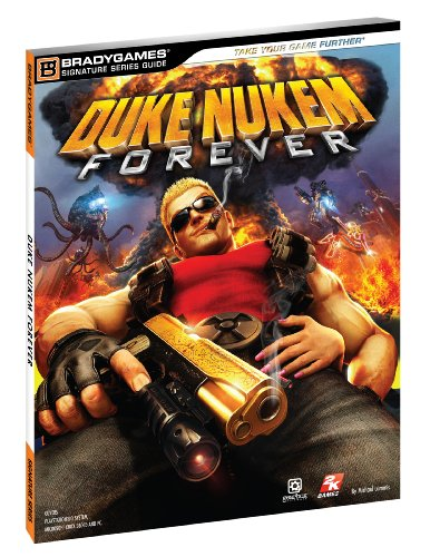 Duke Nukem Forever Official Strategy Guide (Official Strategy Guides (Bradygames))