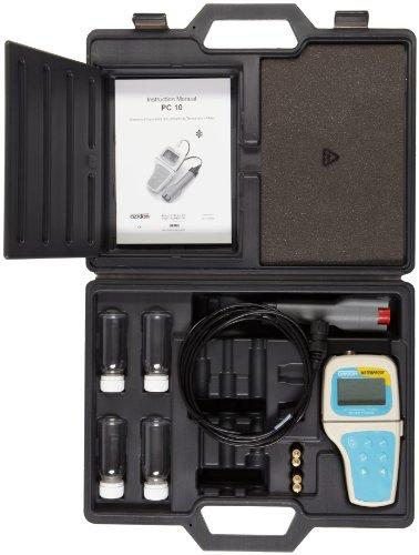 Oakton Waterproof Portable pH/CON 10 Meter Kit