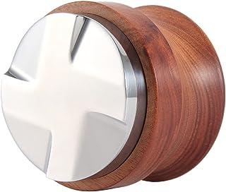 Baoblaze Tampon à café niveleur de Distributeur de café, Convient pour Porte-Filtre Breville, Tampon à Main Expresso à Pro...