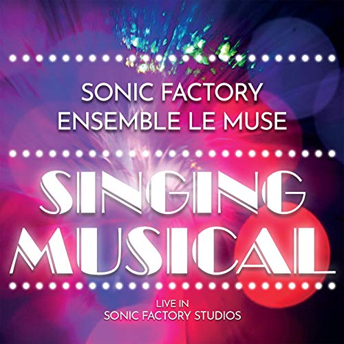 SINGING MUSICAL (feat. Francess, Max di Lullo) [Live in Sonic Factory Studios]