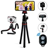 Best Tripods For IPhones - Phone Tripod LINKCOOL 360 Degree Rotation Flexible Octopus Review