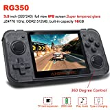 2019 Upgraded RG350 Opening Linux Tony System Handheld Game Console with 64Bit 3.5inch