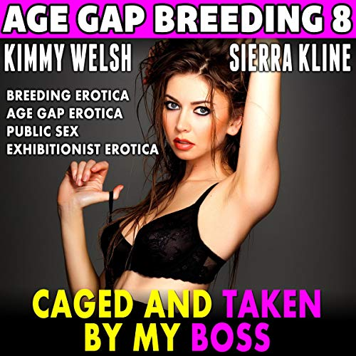 Caged and Taken by My Boss audiobook cover art