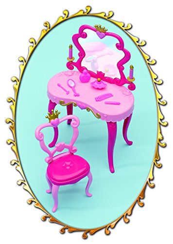 Simba 5733197 Steffi Love Princess mit Beauty Table