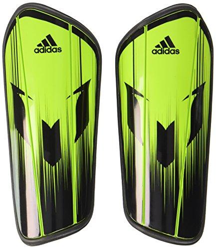 adidas Herren Schienbeinschoner Messi 10 Pro, Neon Grün/Schwarz, S
