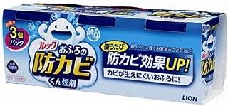 【ライオン】ルック おふろの防カビくん煙剤 5g×3個パック ×10個セット