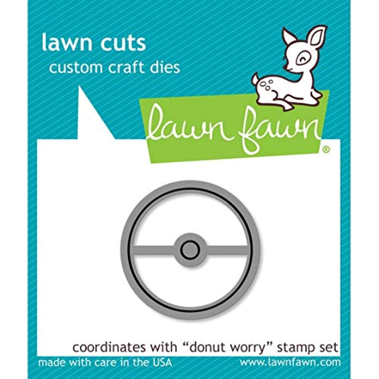 Lawn Fawn Die Cuts - Donut Worry