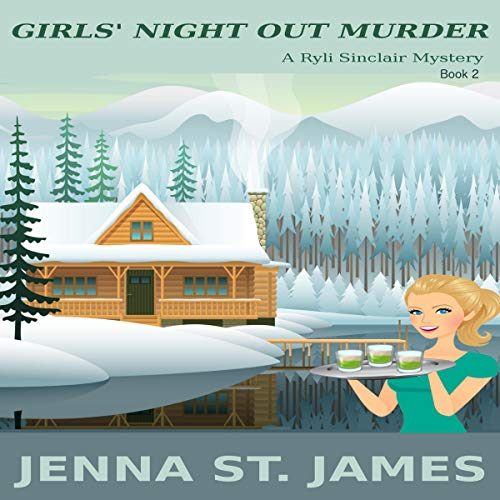 Girls' Night Out Murder audiobook cover art
