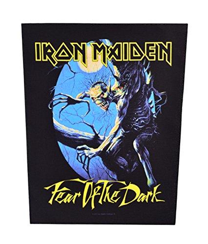 Unbekannt Iron Maiden Fear of the Dark Rückenaufnäher