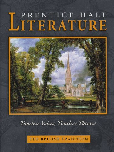 PRENTICE HALL LITERATURE:TIMELESS VOICES TIMELESS THEMES 7E SE GR 12    2002C