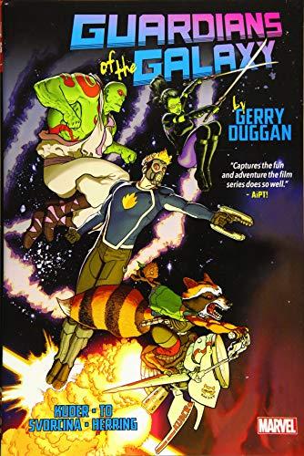 Guardians of the Galaxy by Gerry Duggan Omnibus: 1