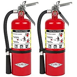 Top 5 Best Fire Extinguishers for Fire Safety 2