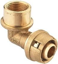 King Bull Syst/ème de tubes composites Raccord /à Vis Passage /Équerre 90//° 16/mm x 1//2/IG Fittings pour tube /Ø16/1216/Tube composites en aluminium PEX AL PEX multi-couches Composite...