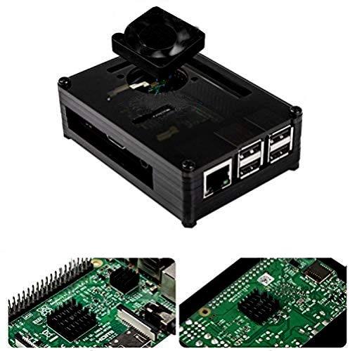 Raspberry Pi 3 B Plus Caja Marca Smraza
