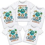 Octonauts birthday shirt, Octonauts birthday tshirt Octonauts family shirts, Octonauts theme party...