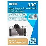 JJC Anti-Scratch Tempered Glass Camera Screen Protector for Fujifilm Fuji X-T200 XT200 X-A7 XA7 Digital Camera Screen Protection