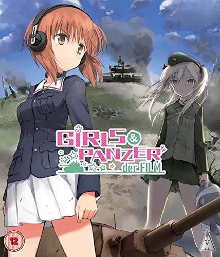 Girls Und Panzer: Der Film [Edizione: Regno Unito] [Reino Unido] [Blu-ray]